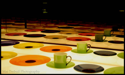 Cups II by maiou