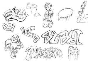 Graffiti Elements 1