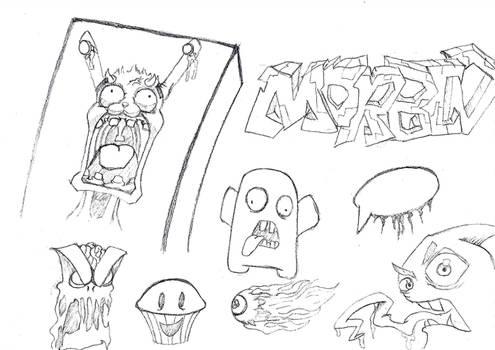 Graffiti Elements 2