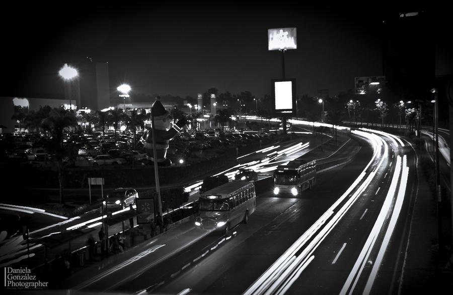 Traffic by DanielaGlez