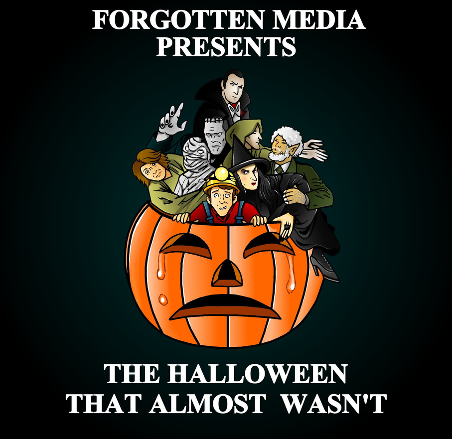Title Card: The Halloween That Almost Wasn't by TheQueenOfManga on ...