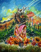 The unicorns . by Aurpa1994