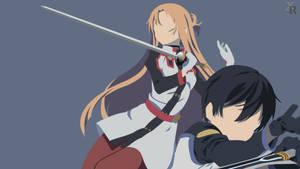 Kirito x Asuna   Sword Art Online: Ordinal Scale