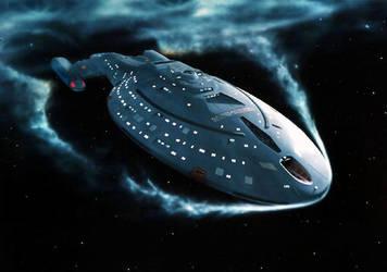 Star Trek - Voyager by tobyvonkanobi