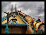 Space Mountain by ArtClem