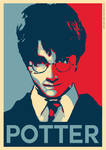 Harry Potter - Hope Poster