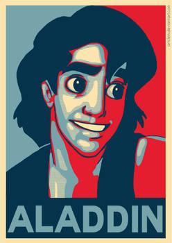 Aladdin - Hope Poster