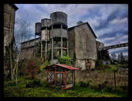 Abandoned Iron Ore Mine II by ArtClem