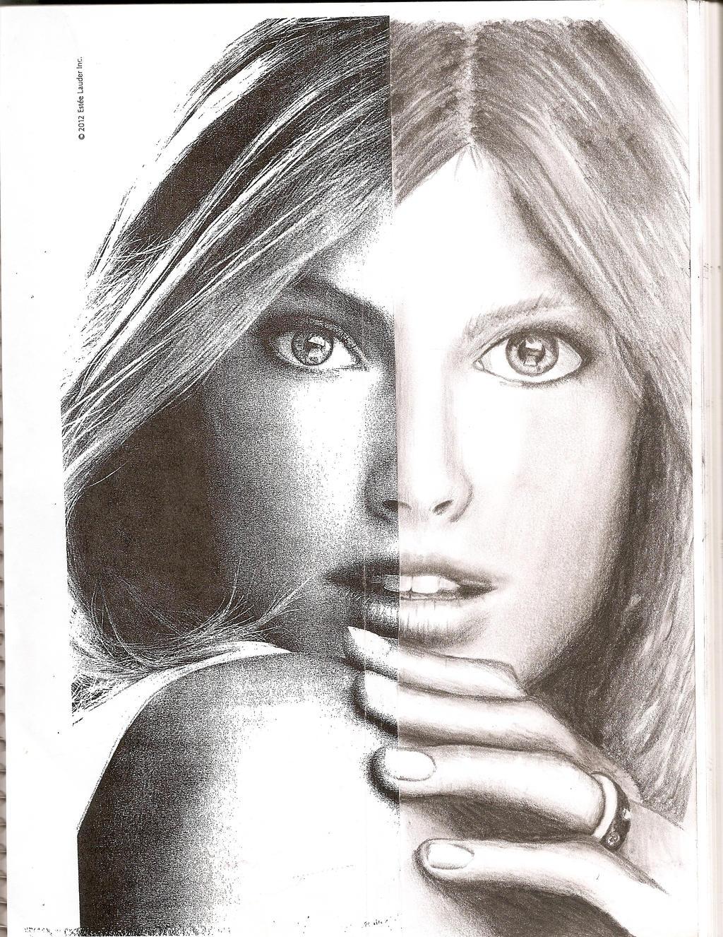 Portrait project by Juicebox617