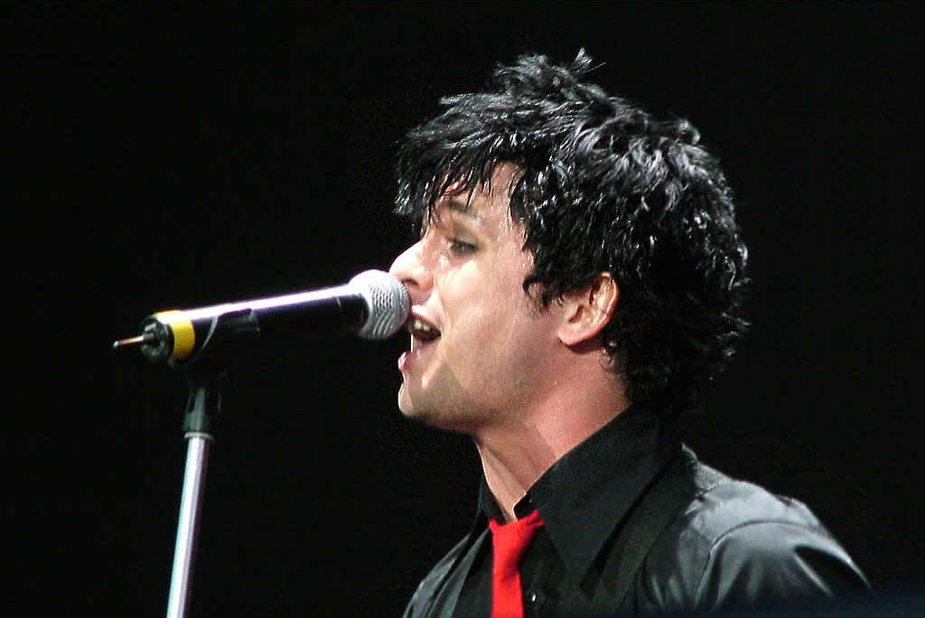Billie joe armstrong by ravenheigh on deviantart for Joy gift and jewelry sydney ns