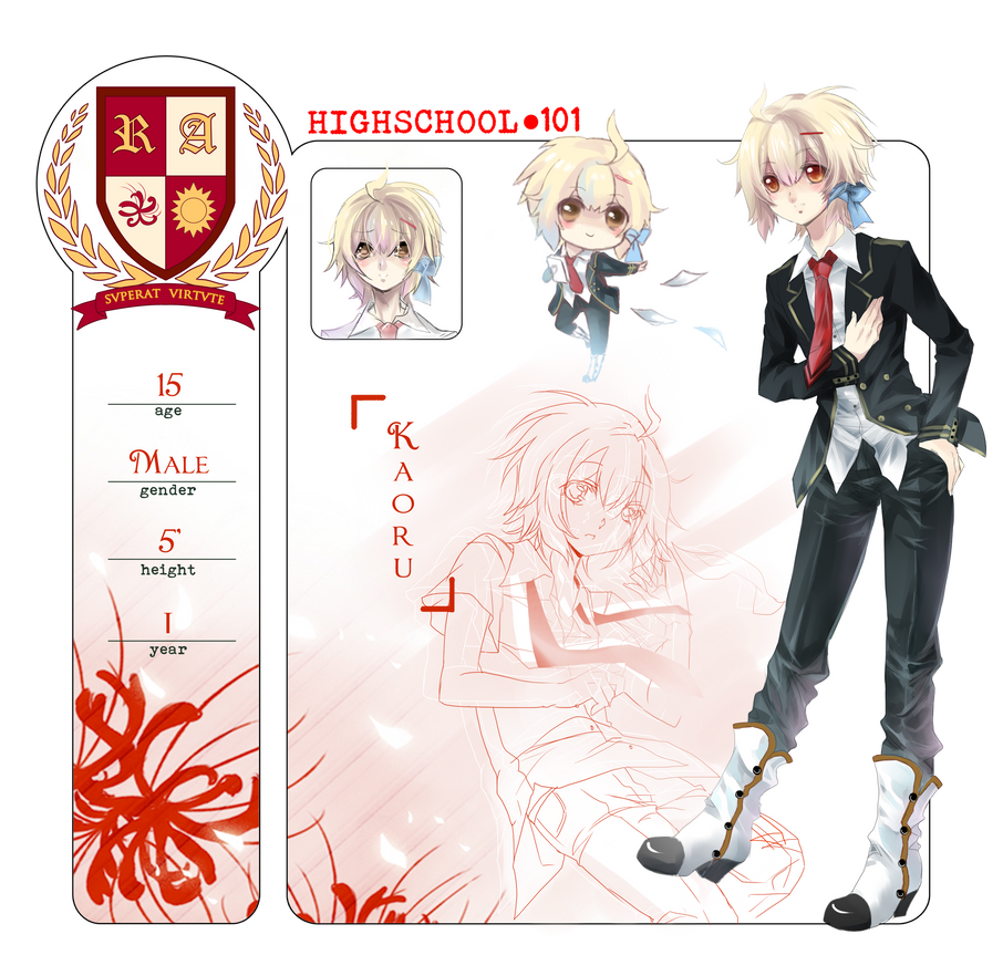 HS101: Kaoru by neobirdy