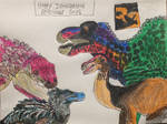 Dinosaur Day (More Saurian Style)