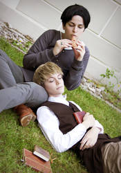 JeanMarco: Lullaby