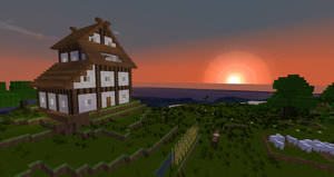 half-timber house 0.2 by mikadoboy82