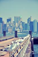 Manhattan by ValerieGB