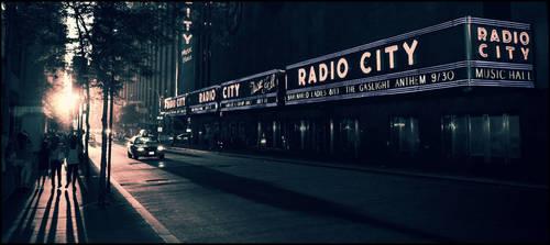 Radio City by ValerieGB