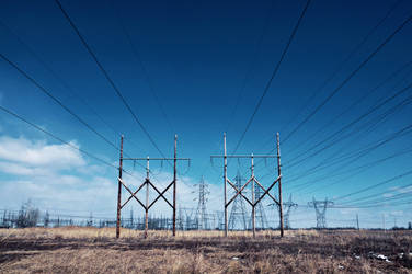high voltage by ValerieGB