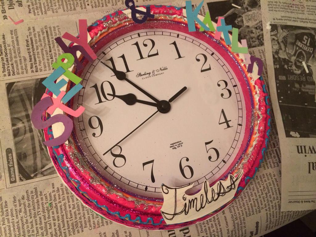 timeless clock from adventure time by kkgo357 on deviantart