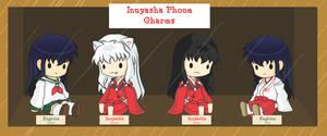 Inuyasha and Kagome Dolls