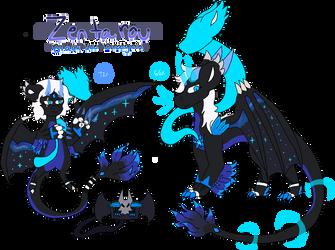 Zentarou - Black Ice Dragon