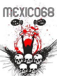 Mexico 68-argollas