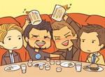 Tony stark and Dean Winchester