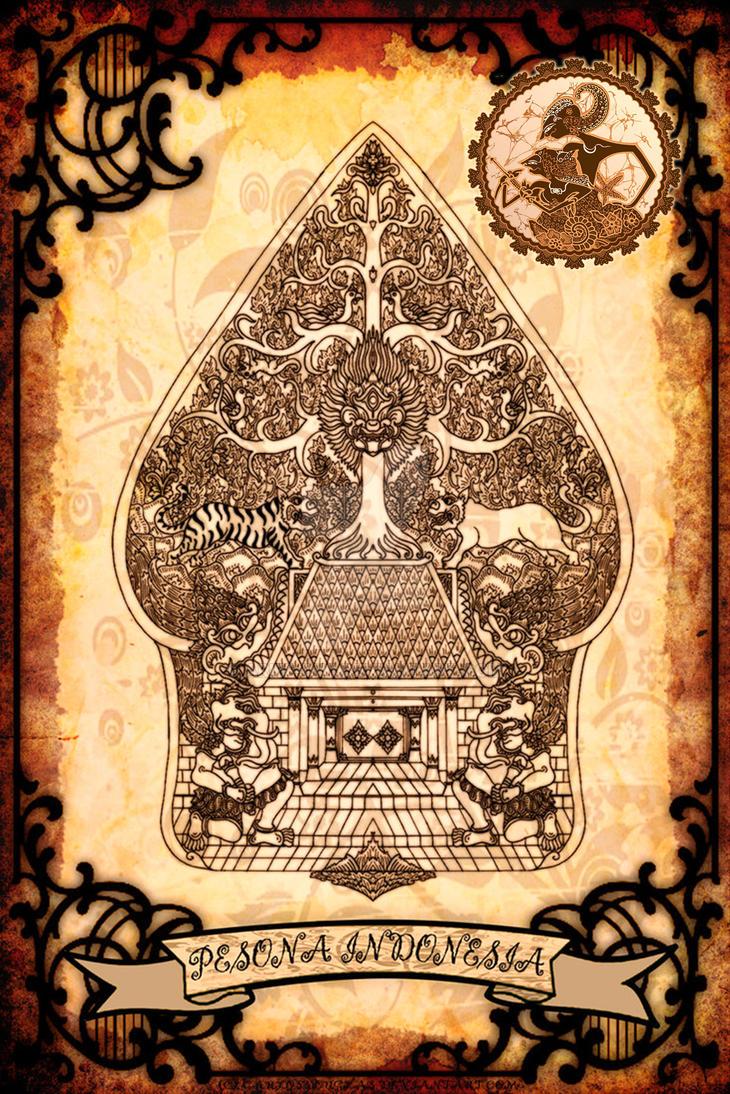 Wayang Semar Wallpaper