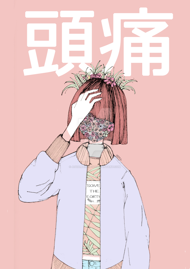Headache by Aguamarina13