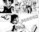 Luffy Nami The End