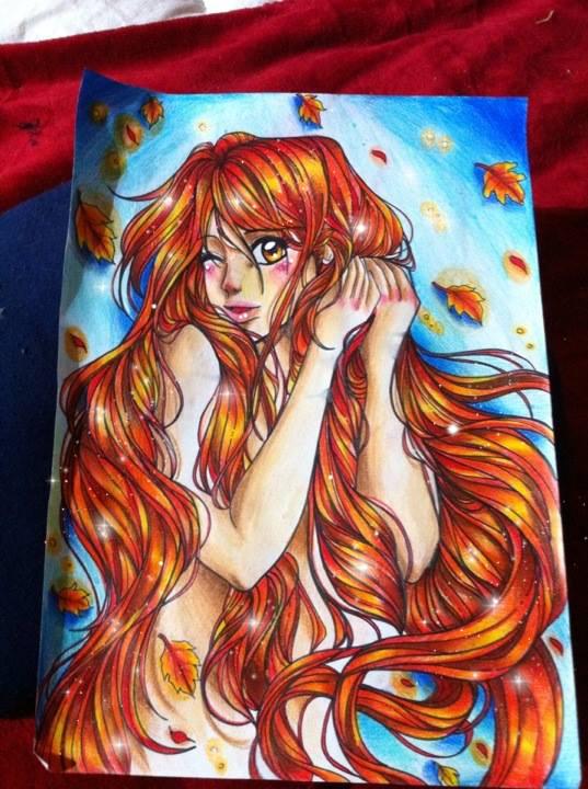 Autumn's heart by Ellychan88
