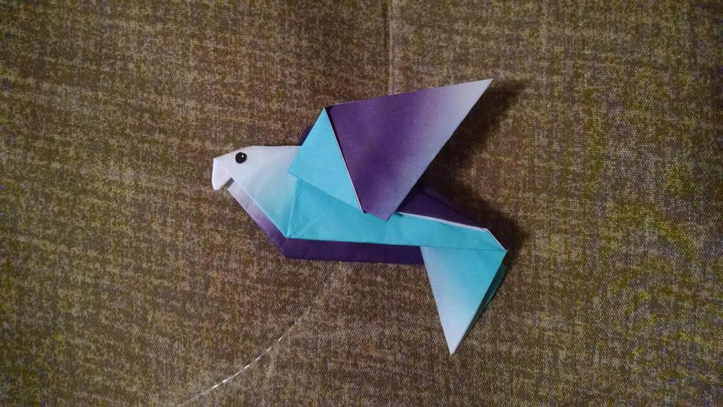 Seren's Dove by MegaXT