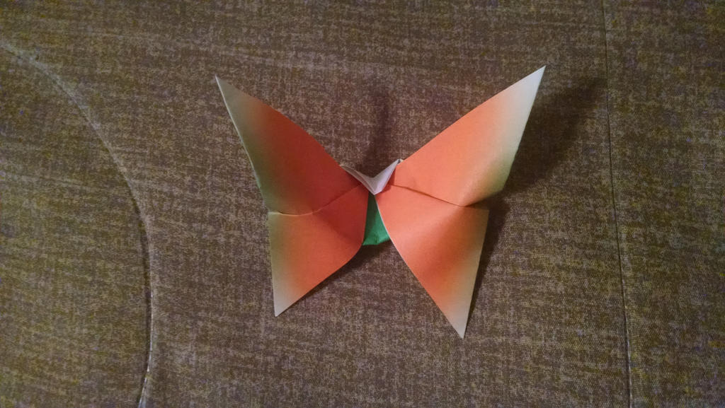 Vafiehya's Butterfly by MegaXT