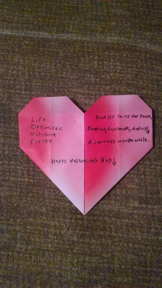 Happy Valentine's Day by MegaXT