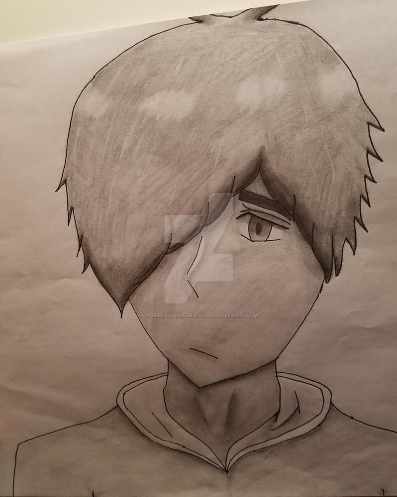 Sad by PurpleCantDraw