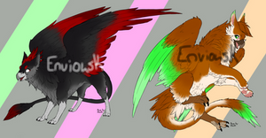 Gryphon Adopts (Closed!)