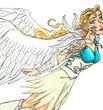 Lanea, the last winged elf by Leniana
