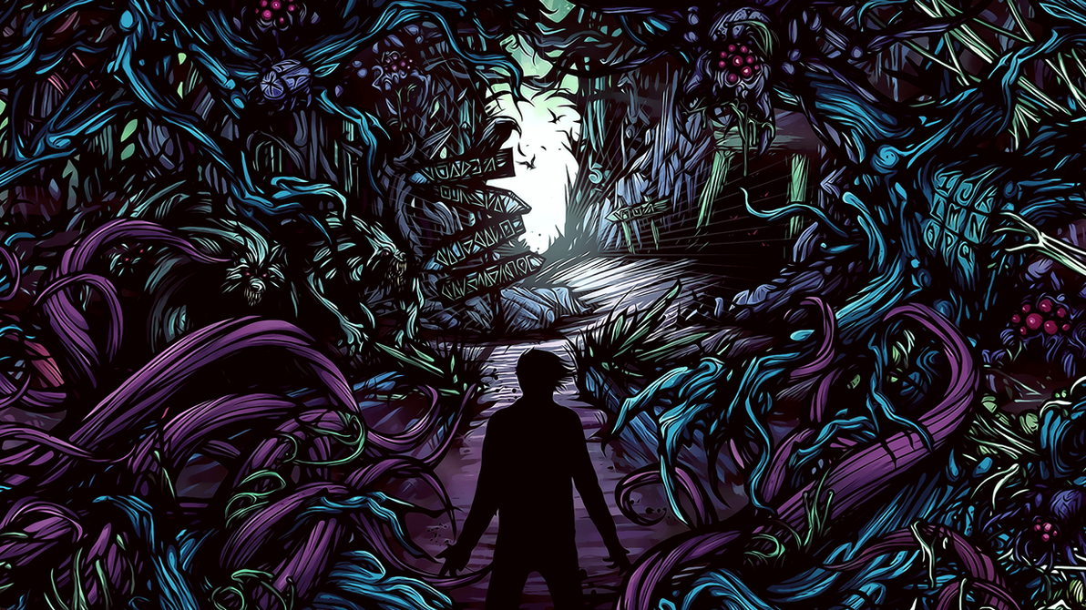 A Day To Remember Homesick by  A Day To Remember Homesick Album Cover Wallpaper
