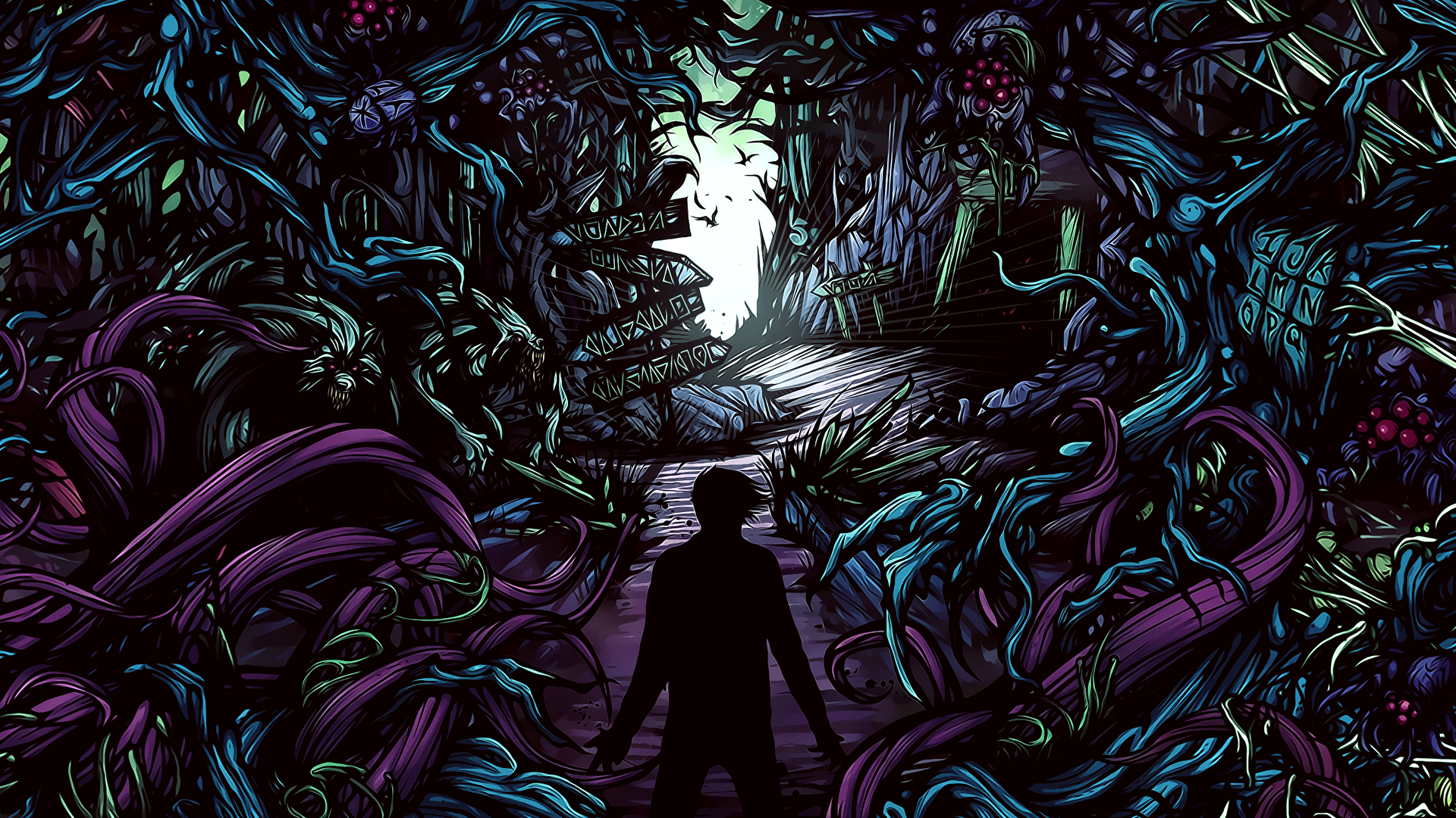 What bands have the coolest album covers for wallpapers ... A Day To Remember Albums