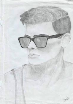 Random Guy Sketch