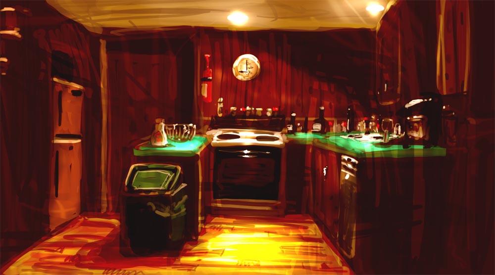 Magog Kitchen by fstarno