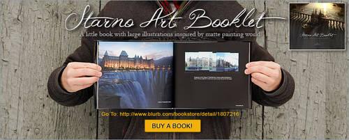 Starno Art Booklet ID by fstarno