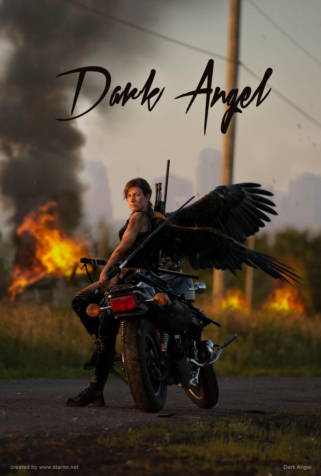 Starno Darkangel Deviant by fstarno