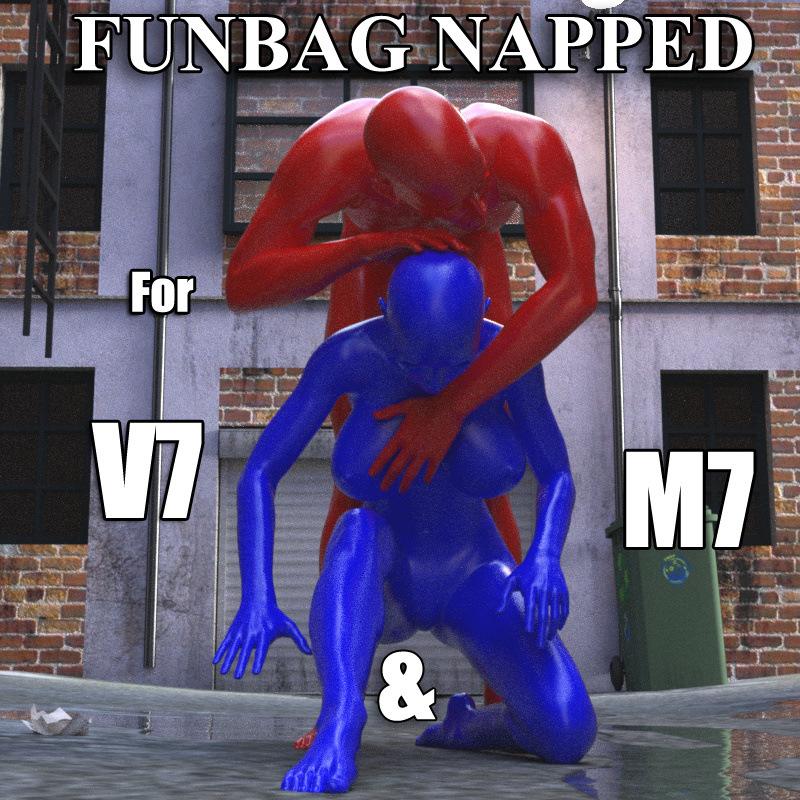 Rotica-FunbagNapped-Main Promo by Gamaliel666