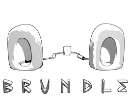 Brundle team 3d logo by beothorn