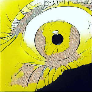 Mountain of eye