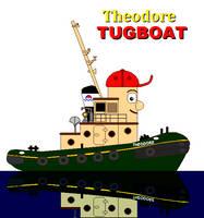 Theodore Tugboat by Landsverk96