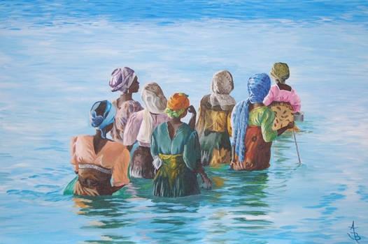 Zanzibar Fishing Party