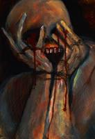 Agony by Blackbirdmotel