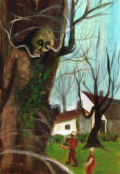The Rite of Spring by Blackbirdmotel