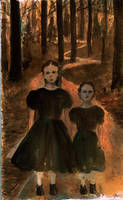 The Lost Girls by Blackbirdmotel